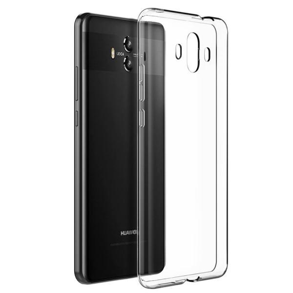 Husa Ultra Slim 0.3mm Upzz Huawei Mate 10 Lite Transparenta imagine itelmobile.ro 2021