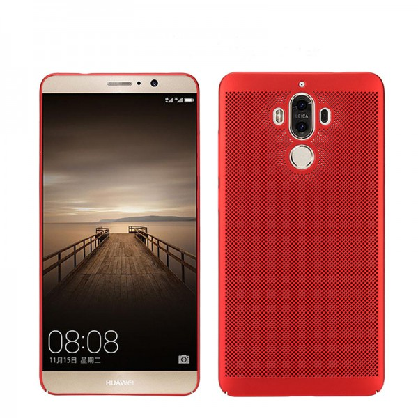 Husa Lux Hard Ultra Slim Air-up Huawei Mate 10 Pro Red imagine itelmobile.ro 2021