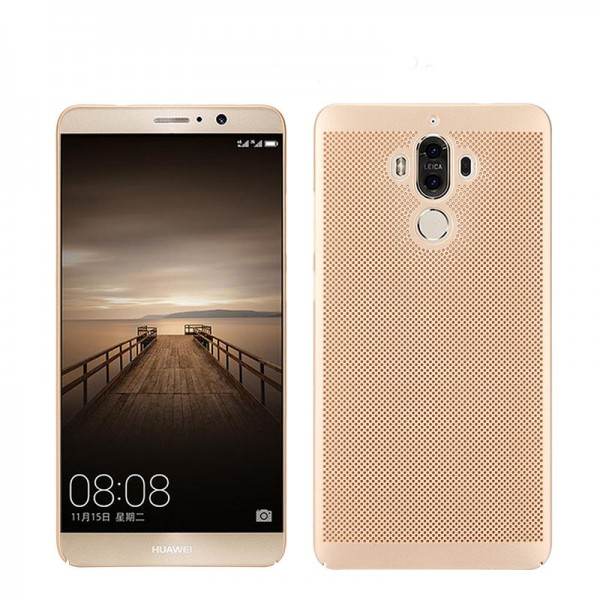 Husa Lux Hard Ultra Slim Air-up Huawei Mate 10 Pro Gold imagine itelmobile.ro 2021