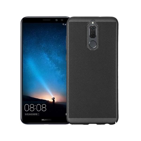 Husa Lux Hard Ultra Slim Air-up Huawei Mate 10 Lite Black imagine itelmobile.ro 2021