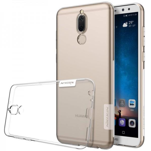 Husa Slim Nillkin Nature Huawei Mate 10 Lite Transparenta imagine itelmobile.ro 2021