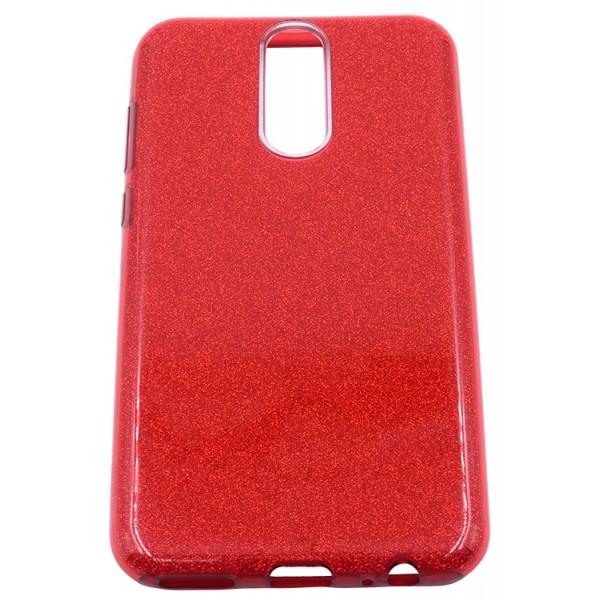 Husa Spate Upzz Shiny Lux Huawei Mate 10 Lite Red imagine itelmobile.ro 2021