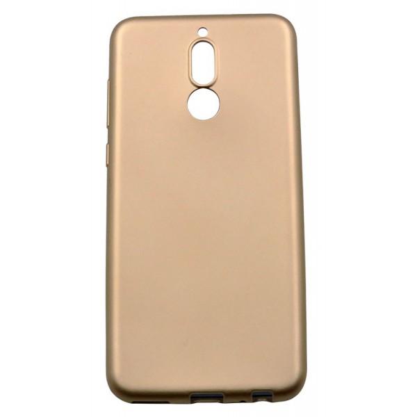 Husa Lux Silicon Soft Upzz Huawei Mate 10 Lite Gold imagine itelmobile.ro 2021