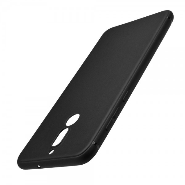 Husa Spate Upzz Ultra Slim Pro Huawei Mate 10 Lite Black imagine itelmobile.ro 2021