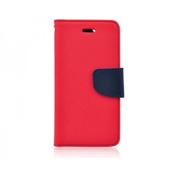 Husa Flip Carte Fancy Book Nokia 8 Rosu imagine itelmobile.ro 2021