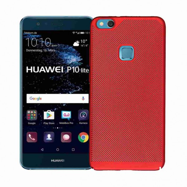 Husa Lux Hard Ultra Slim Air-up Huawei P10 Plus Red