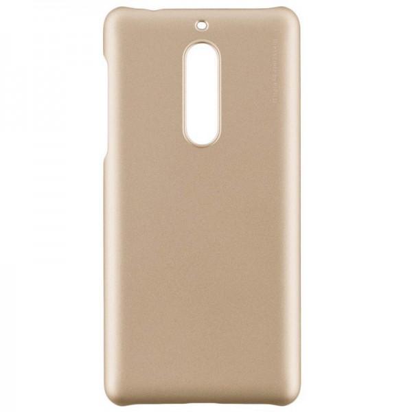 Husa Spate X-level Metallic Nokia 5 Gold imagine itelmobile.ro 2021