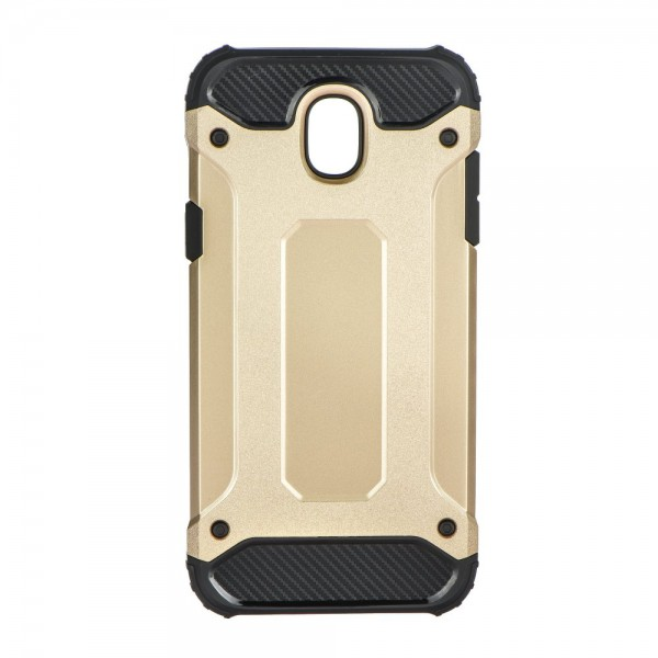 Husa Spate Armor Forcell Samsung J3 2017 Gold imagine itelmobile.ro 2021