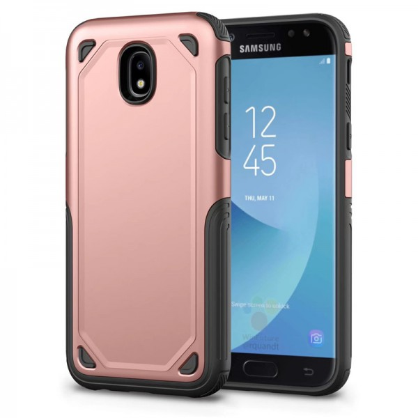 Husa Spate Upzz Sgp Pro Samsung J3 2017 Rose Gold imagine itelmobile.ro 2021