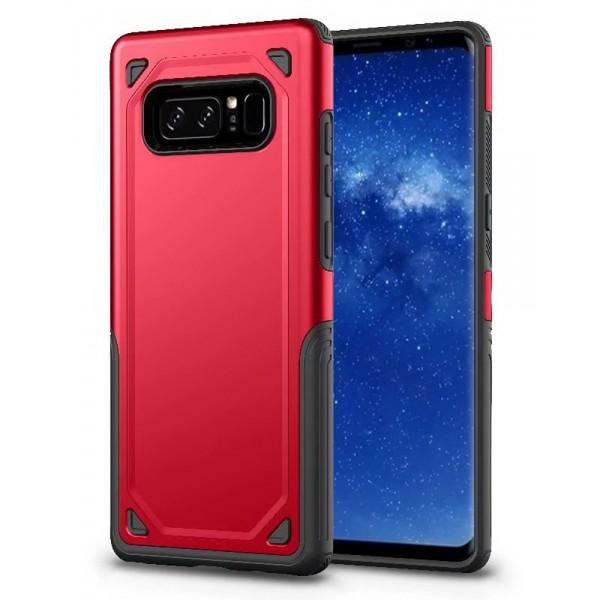 Husa Spate Upzz Sgp Pro Samsung Note 8 Red imagine itelmobile.ro 2021