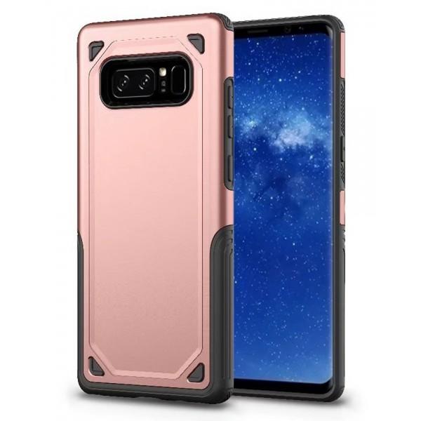 Husa Spate Upzz Sgp Pro Samsung Note 8 Rose Gold imagine itelmobile.ro 2021