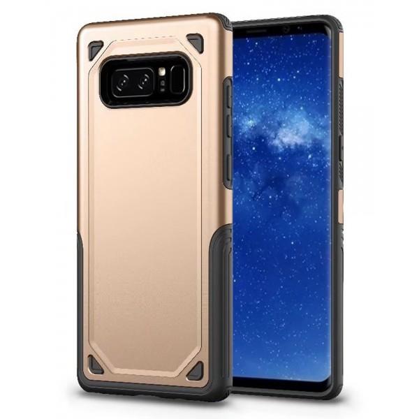Husa Spate Upzz Sgp Pro Samsung Note 8 Gold imagine itelmobile.ro 2021