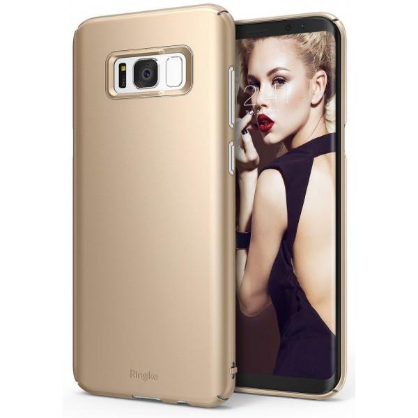 Husa Samsung S8+ Plus Ringke Royal Gold imagine itelmobile.ro 2021