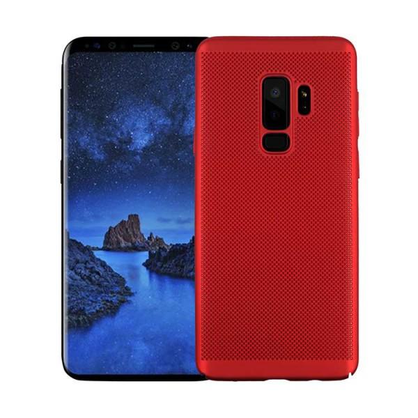 Husa Lux Hard Ultra Slim Air-up Samsung S9+ Plus Red imagine itelmobile.ro 2021