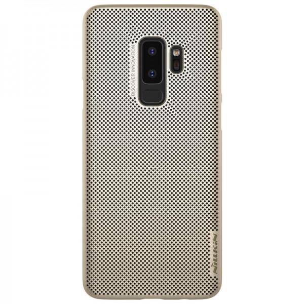 Husa Spate Nillkin Air Samsung S9+ Gold imagine itelmobile.ro 2021