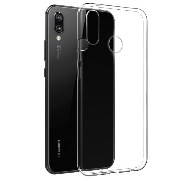 Husa Spate Jelly Roar Huawei P20 Transparenta Silicon imagine itelmobile.ro 2021