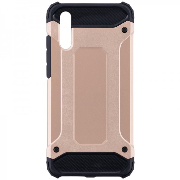 Husa Spate Armor Forcell Huawei P20 Gold imagine itelmobile.ro 2021
