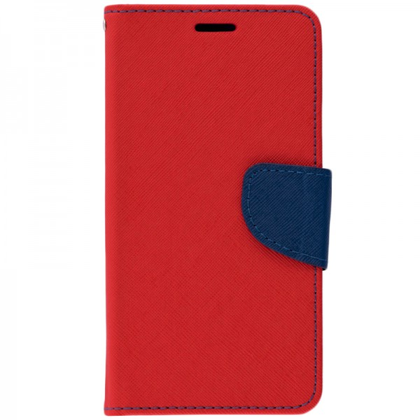 Husa Flip Carte Fancy Book Huawei P20 Red imagine itelmobile.ro 2021