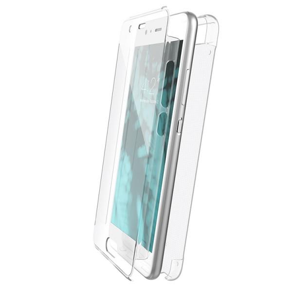 Husa 360 Grade Tpu + Silicon Huawei P20 Pro Transparenta imagine itelmobile.ro 2021
