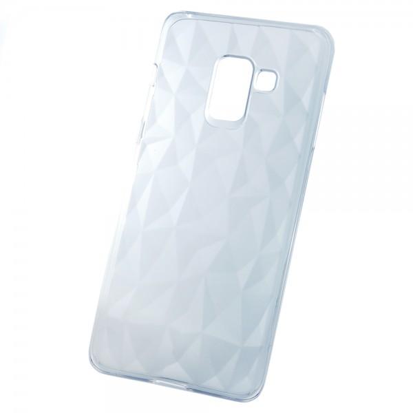 Husa Spate Forcell Prism Samsung Galaxy A6 2018 Transparenta imagine itelmobile.ro 2021