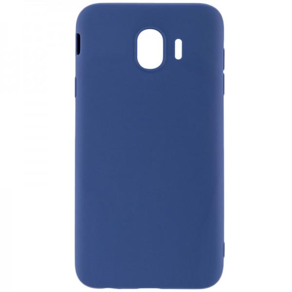 Husa Ultra Slim Upzz Samsung J6 2018 Silicon Blue imagine itelmobile.ro 2021