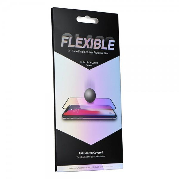 Folie Sticla Nano Glass Full Glue Flex Upzz Samsung J4 2018 Negru Ultra Rezistenta imagine itelmobile.ro 2021