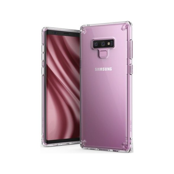 Husa Premium Ringke Fushion Samsung Galaxy Note 9 Transparenta imagine itelmobile.ro 2021