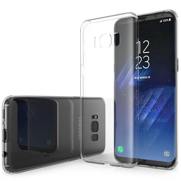 Husa Slim G-case Samsung S8 Plus G955f Transparenta imagine itelmobile.ro 2021