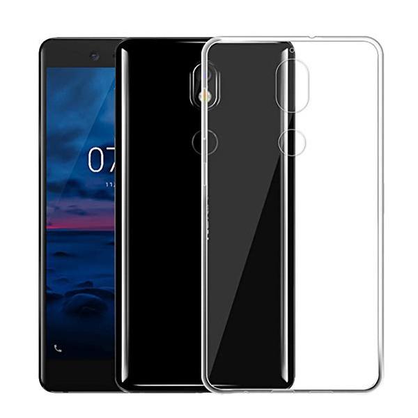 Husa Spate Upzz Ultra Slim Nokia 7 Plus Transparenta imagine itelmobile.ro 2021