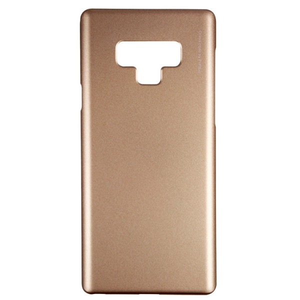Husa Spate X-level Metallic Samsung Note 9 Gold imagine itelmobile.ro 2021