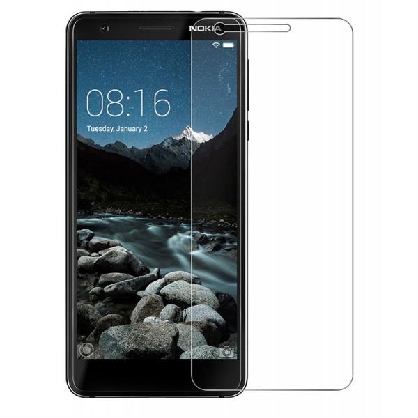 Folie Sticla Securizata 9h Upzz Nokia 3.1 2018 Transparenta imagine itelmobile.ro 2021