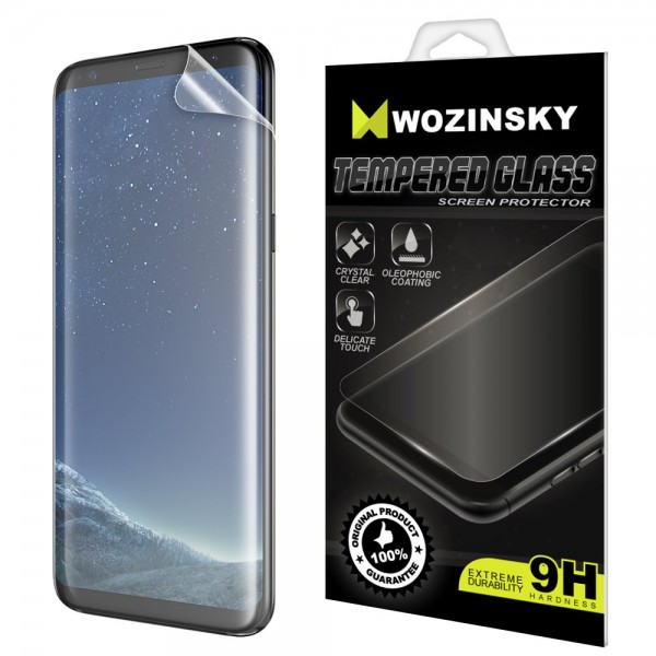 Folie Protectie Ecran Wozinsky Tpu Soft Full Samsung S8 imagine itelmobile.ro 2021