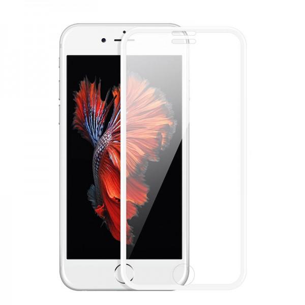 Folie Premium Sticla Securizata Hoco A11 iPhone 7 ,iphone 8 Alb Transparenta imagine itelmobile.ro 2021