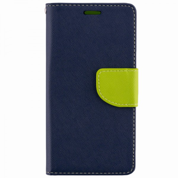 Husa Flip Carte Fancy Book Huawei Mate 20 Pro Albastru imagine itelmobile.ro 2021