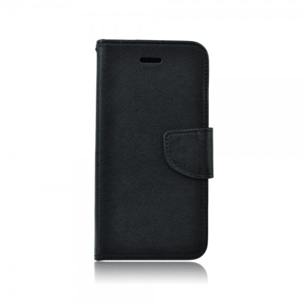 Husa Flip Carte Fancy Book Huawei Mate 20 Pro Negru imagine itelmobile.ro 2021