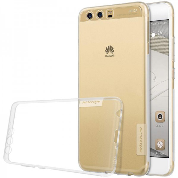 Husa Slim Nillkin Nature Huawei P10 Plus Transparenta imagine itelmobile.ro 2021