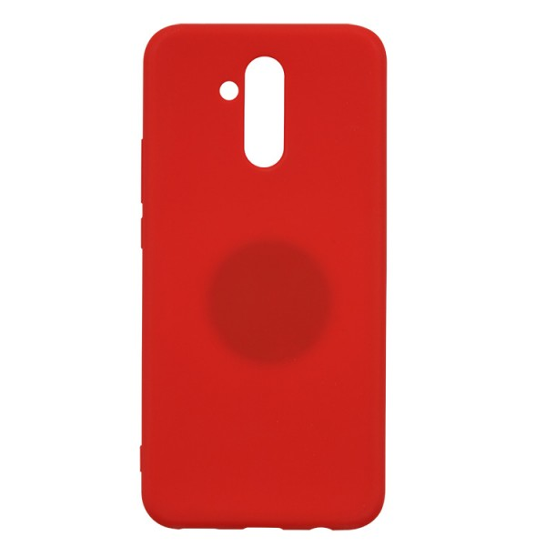 Husa Forcell Magnet Soft Case Huawei Mate 20 Lite Rosie imagine itelmobile.ro 2021