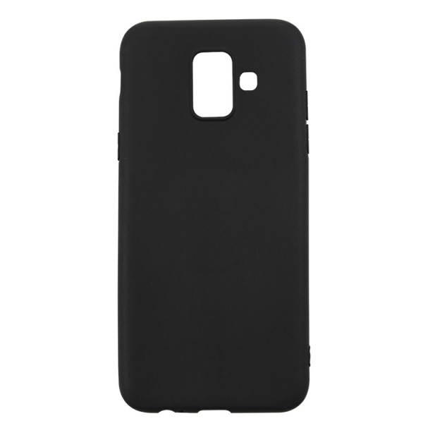 Husa Forcell Magnet Soft Case Samsung A6 2018 Neagra imagine itelmobile.ro 2021