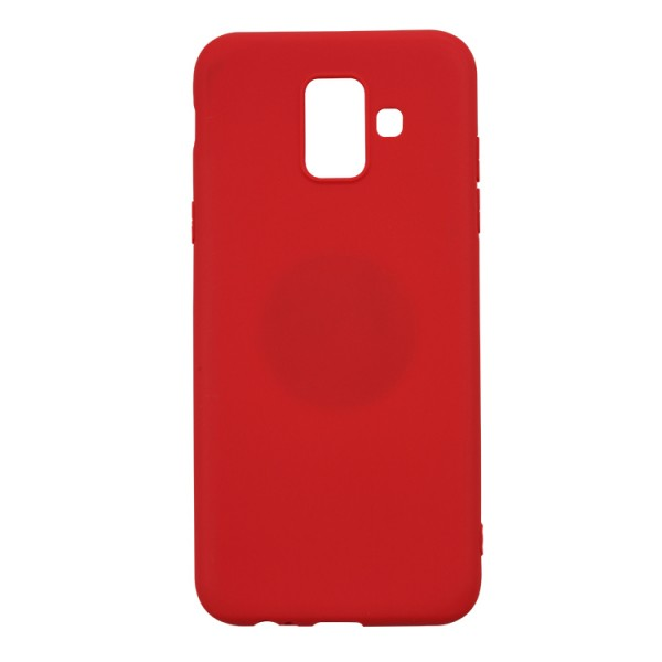 Husa Forcell Magnet Soft Case Samsung A6 2018 Rosie imagine itelmobile.ro 2021