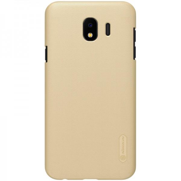 Husa Slim Nillkin Frosted Samsung J4+ Plus 2018 Gold imagine itelmobile.ro 2021