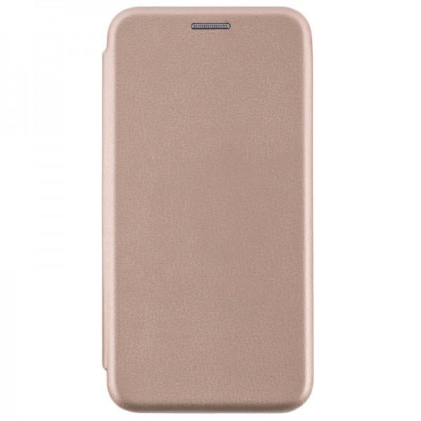 Husa Flip Carte Cu Magnet Lux Upzz iPhone Xs Max Gold imagine itelmobile.ro 2021