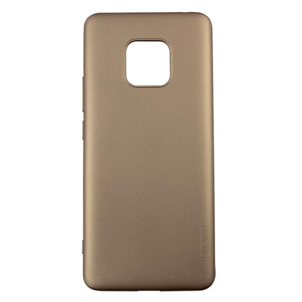 Husa Ultra Slim Pro Guardian X-level Huawei Mate 20 Pro Gold imagine itelmobile.ro 2021