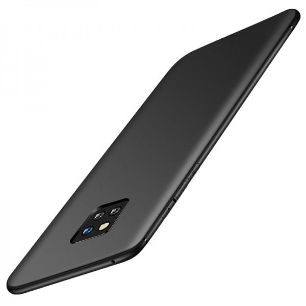 Husa Spate Upzz Ultra Slim Pro Huawei Mate 20 Pro Negru Super Slim imagine itelmobile.ro 2021
