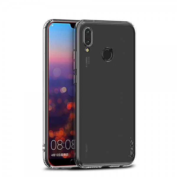 Husa Ultra Slim Premium Ipaky Effort Huawei Y6 2018 Cu Folie Sticla Marca Ipaky 9h Transparenta imagine itelmobile.ro 2021