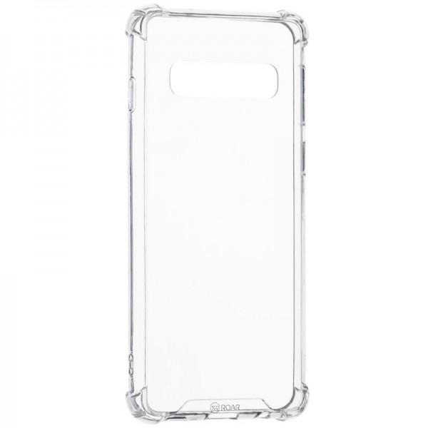 Husa Premium Roar Anti-shock Tpu Silicon Crystal Clear Samsung Galaxy S10e Transparenta imagine itelmobile.ro 2021