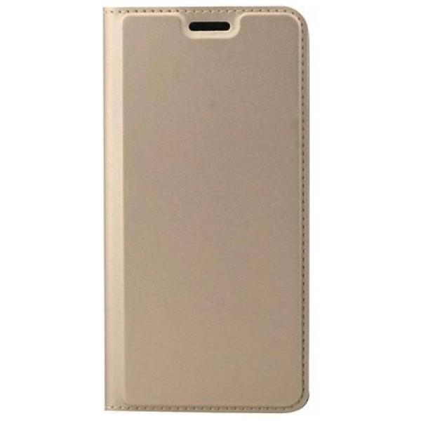 Husa Flip Cover Premium Duxducis Skinpro Huawei P30 Gold imagine itelmobile.ro 2021