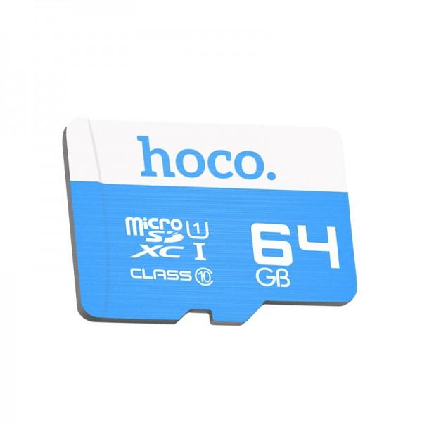 Card Microsd Hoco Premium 64gb Clasa 10