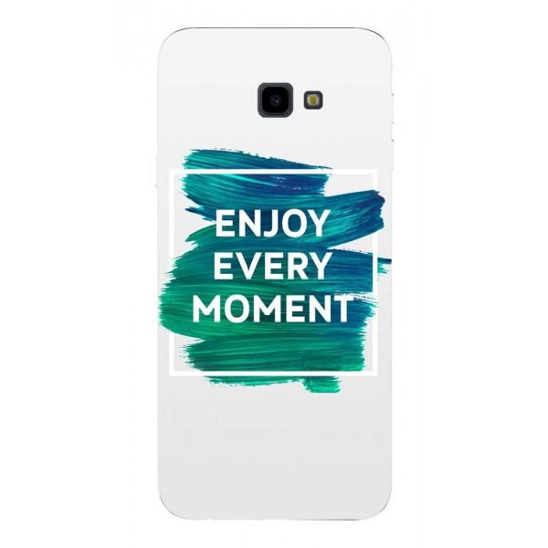 Husa Silicon Soft Upzz Print Samsung J4+ Plus 2018 Model Enjoy imagine itelmobile.ro 2021