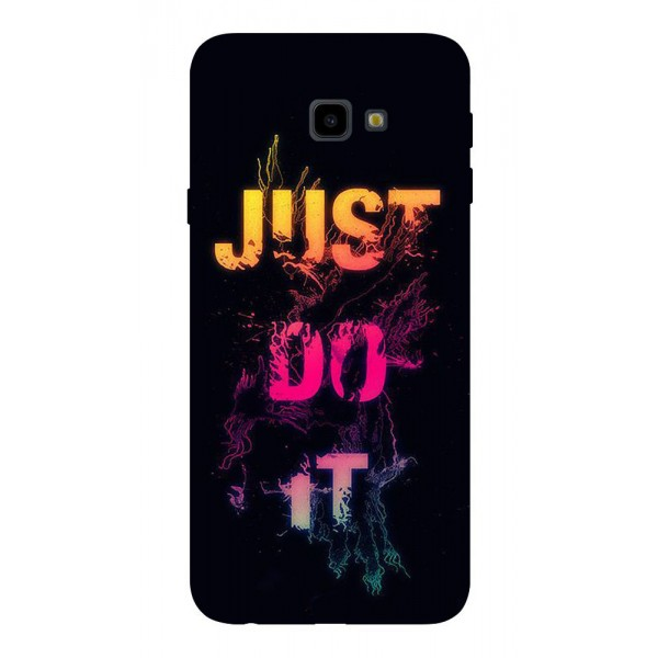Husa Silicon Soft Upzz Print Samsung J4+ Plus 2018 Model Jdi imagine itelmobile.ro 2021