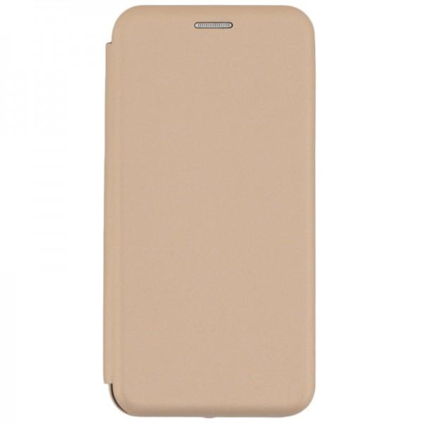 Husa Flip Carte Cu Magnet Lux Upzz Samsung Galaxy S10 Gold imagine itelmobile.ro 2021